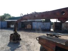 Poclain TY45  Hydraulic crane (807 h)