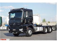 Mercedes / AROCS / 2552 / 6 X 4 / EURO 6 / HYDRAULIKA / DMC