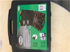 12 piece Screwbox Set PH + Torx in suitcase