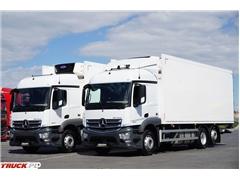 Mercedes / ACTROS / 2540 / ACC / EURO 6 / 6 X 2 / CHŁODNIA
