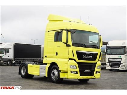 MAN TGX / 18.480 / EURO 6 / ACC / XLX / RETARDER