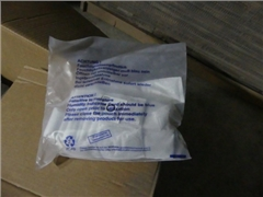 Moisture absorbing silicate pouches for verpakking