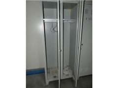 5 Cloakroom Cabinets 2 Doors