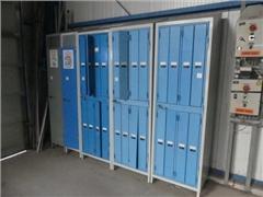 3 8-Door Wardrobe cabinets Anto, 2 cupboards