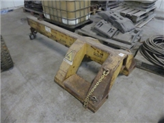Lifting arms for forklift