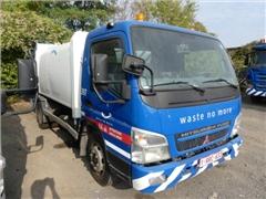 (Matis 1397)-Mitsubishi Fuso hard access garbage