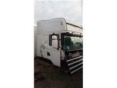 Drzwi kompletne prawe Scania 4 124L