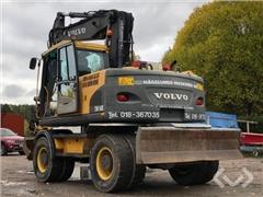 Wheeled excavators Volvo EW160C - 07