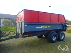 Tuhti/Weckman WS120D2 Tipp Dumper - 07