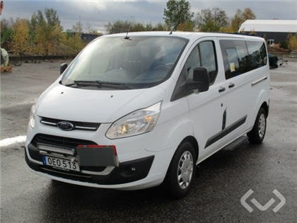 Ford Transit Custom 310 2-axlar Minivan - 16