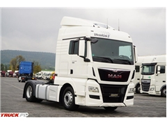 MAN TGX / 18.440 / EURO 6 / ACC / XLX / RETARDER / Eff