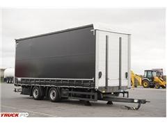 schmitz-cargobull / TANDEM / FIRANKA / DŁ. 8,15 M / 20 EUROPALET