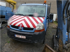 Renault Master/Window frame Plateau cabin Tray Pic