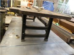 Steel Mounting table