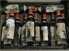 12 bottles de Bordeau Château Haut Veyrac Saint-Em