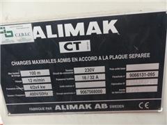 Alimac CT Lift Plate