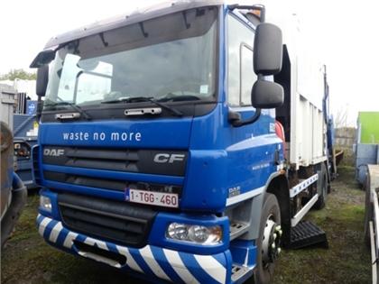 (Matis 6522) - Garbage truck DAF 75,250 (2008-224