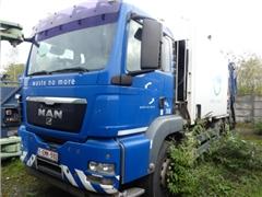 (Matis 7416) - Garbage truck MAN TGS 26,320 (2008