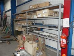 Heavy storage Rack