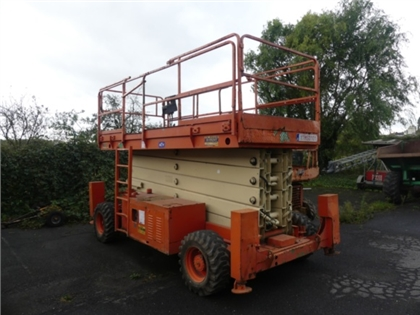Scissor lifts JLG KO-RTS