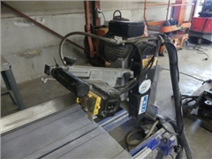 Siri Electric Tile cutter with water supply