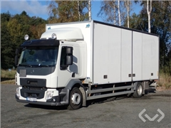 Volvo FL250 4x2 Box (side doors + tail lift)