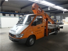 Truck Mercedes 311 CDI-D with Lift Anton Ruthman