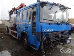 Volvo FL611 (rep.obj) (no export) 4x2 Flatbed dropsides