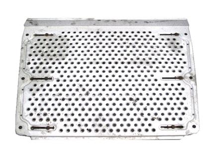 BLACHA POKRYWA PODEST NA RAMĘ DAF XF 105