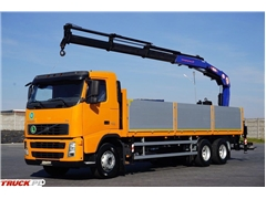 volvo / FH 400 / SKRZYNIOWY + HDS / 6 X 4 / MANUAL / HDS
