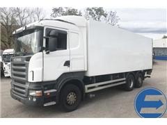 Scania R 480 LB96X24 mit LBW