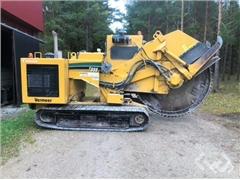 Rock cutter Vermeer T-555 III - 08