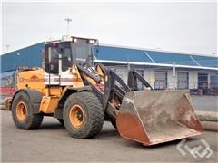 Wheel loader Ljungby L15 with bucket - 05