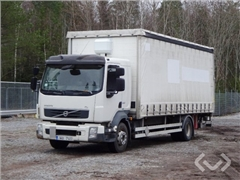Volvo FL240 (rep.object) (no export) 4x2 Flatbed curtain