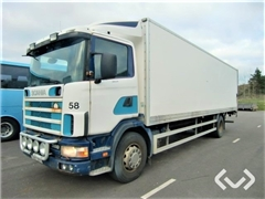 Scania R114LB (Rep. Item) (Not export) 4x2 Box (tail lift