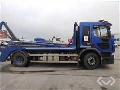Volvo FE 4  2 Lift dumpers (rotator and extendabl