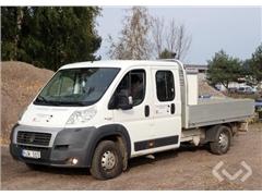 Fiat DUCATO 120MJT (rep.objekt) (no export) 4x2 Flat-fl