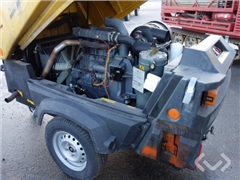 Mobile compressor% 00 Atlas Copco XAS 97 (diesel)