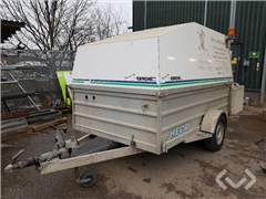 Trailer Heco 1600X with hot water wash 1-axel - 03