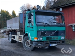 Volvo FL10 4X2 Demountable with flatbed - 97