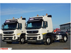 Volvo / FMX / 380 / E 5 / SILNIK 13 LITRÓW / MANUAL / HY