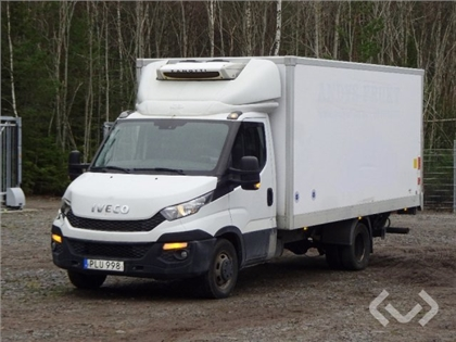 Iveco Daily 35 3.0 (rep.object) (no export) 4x2 Bo