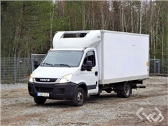 Iveco Daily 35 3.0 HPT 4x2 Box (chillers + tail lift)