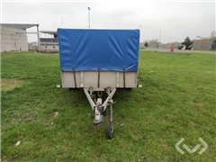 Tikitrailer CP275-RB Pb trailer (grille trailer wi