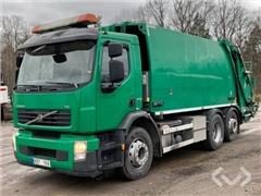 Volvo FE 6x2 Garbage truck (rear loader) - 13