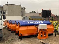 Pług Odśnieżny Jards 3 mb elektryczny