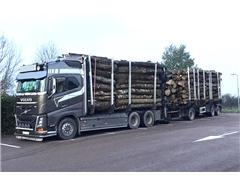Sam. do drewna VOLVO FH 650 - EPSILON Q170Z - Przy