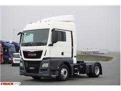 MAN TGX / 18.440 / EURO 6 / XLX / MANUAL / HYDRAULIKA