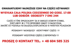 Oś Przednia Belka zawieszenie MAN TGM VOK 06