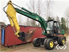John Deere Wheel excavator 14 tons - 77
